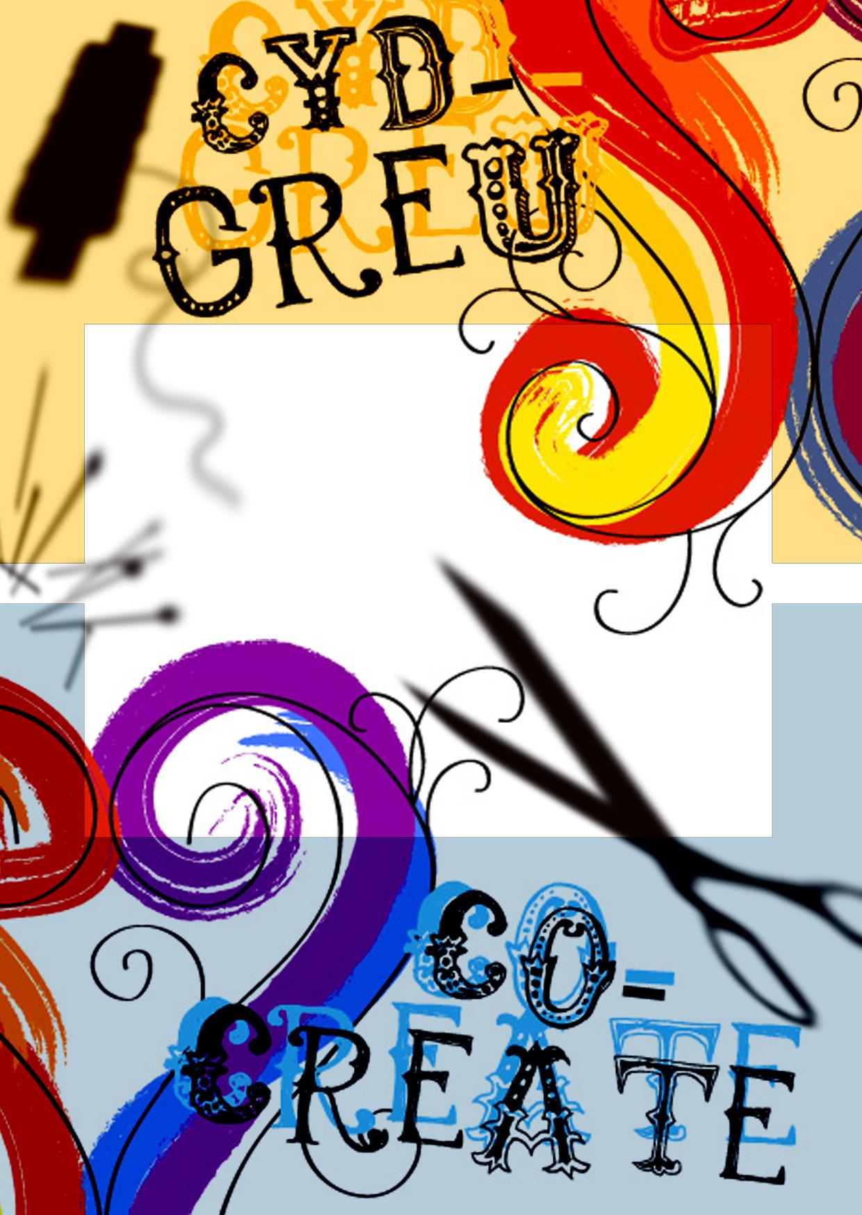 Co-Create Autumn Workshops/Gweithdai'r Hydref i Gyd-Greu